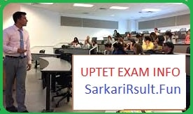 teacher recruitment exam of uttar pradesh for class I to viii